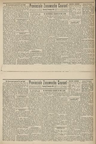 Provinciale Zeeuwse Courant 1945-09-10