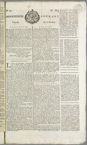 Zierikzeesche Courant 1814-12-06