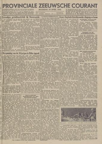 Provinciale Zeeuwse Courant 1943-04-19