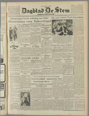de Stem 1952-10-01