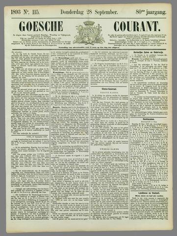 Goessche Courant 1893-09-28