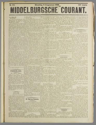 Middelburgsche Courant 1925-08-04