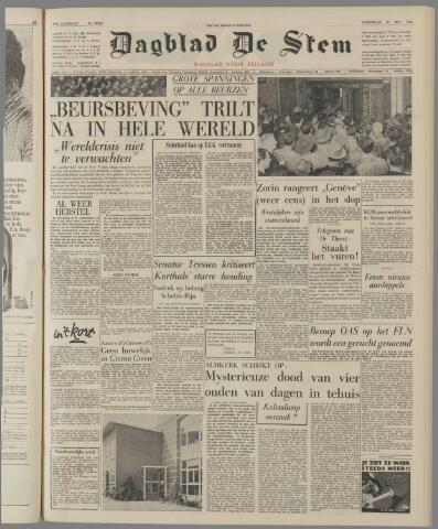 de Stem 1962-05-30
