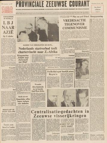 Provinciale Zeeuwse Courant 1966-09-28