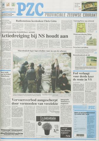 Provinciale Zeeuwse Courant 2001-03-21