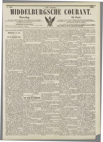Middelburgsche Courant 1901-06-24