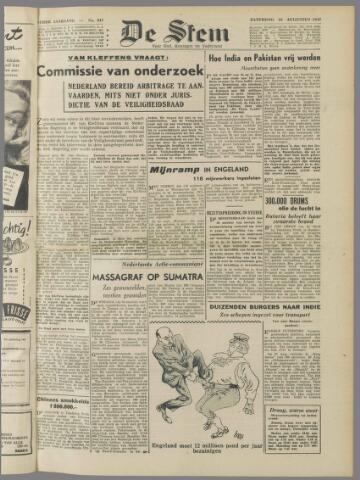 de Stem 1947-08-16