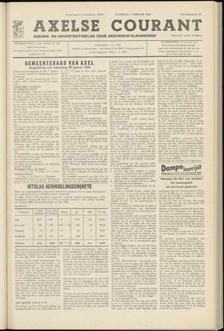 Axelsche Courant 1969-02-01
