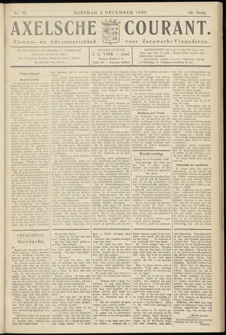 Axelsche Courant 1928-12-04