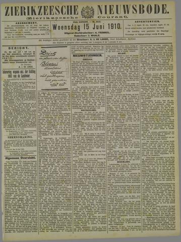 Zierikzeesche Nieuwsbode 1910-06-15