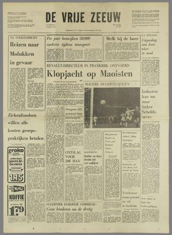 de Vrije Zeeuw 1972-03-09