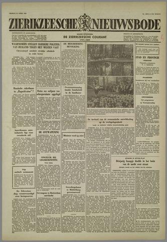 Zierikzeesche Nieuwsbode 1958-04-25