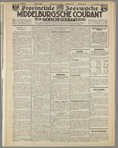 Middelburgsche Courant 1937-01-04