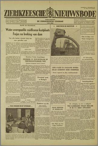 Zierikzeesche Nieuwsbode 1959-12-03