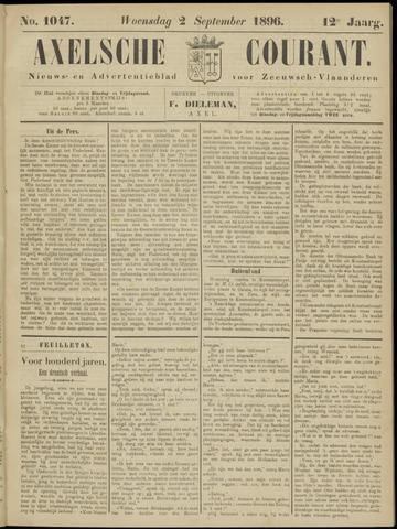 Axelsche Courant 1896-09-02