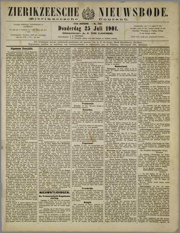 Zierikzeesche Nieuwsbode 1901-07-25