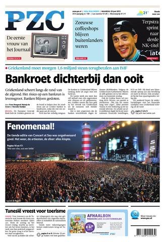 Provinciale Zeeuwse Courant 2015-06-29