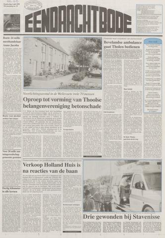 Eendrachtbode (1945-heden)/Mededeelingenblad voor het eiland Tholen (1944/45) 1999-07-01
