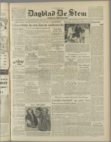 de Stem 1952-10-24