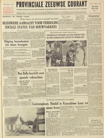 Provinciale Zeeuwse Courant 1963-10-04
