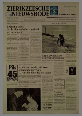 Zierikzeesche Nieuwsbode 1975-10-09