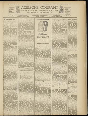 Axelsche Courant 1946-04-27