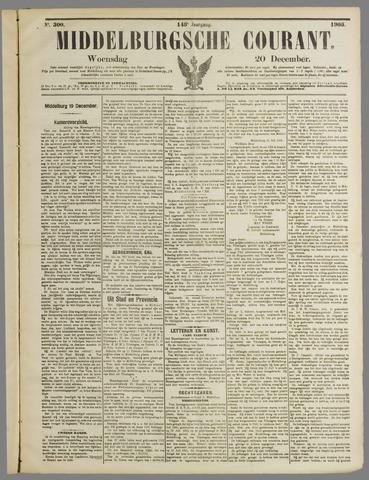 Middelburgsche Courant 1905-12-20