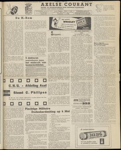 Axelsche Courant 1954-04-17