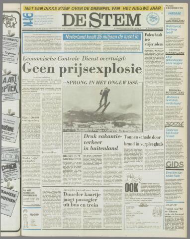 de Stem 1982-12-31