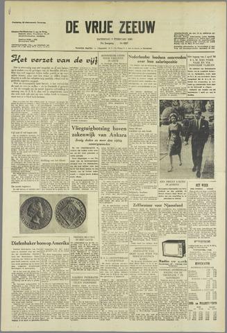 de Vrije Zeeuw 1963-02-02