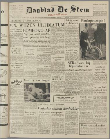 de Stem 1960-10-12