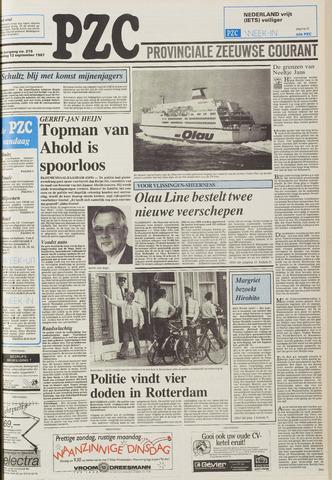 Provinciale Zeeuwse Courant 1987-09-12