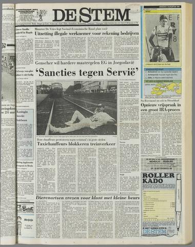 de Stem 1991-08-06
