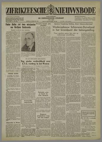 Zierikzeesche Nieuwsbode 1954-02-26