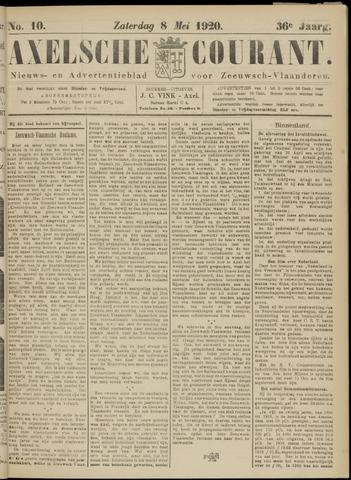 Axelsche Courant 1920-05-08