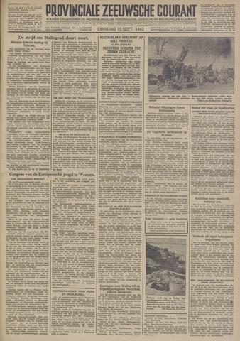 Provinciale Zeeuwse Courant 1942-09-15