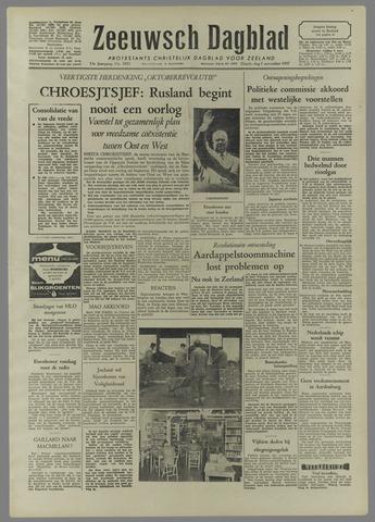 Zeeuwsch Dagblad 1957-11-07