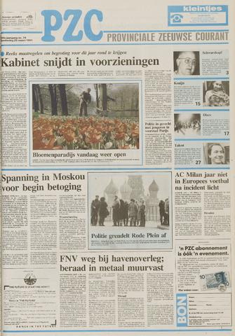 Provinciale Zeeuwse Courant 1991-03-28