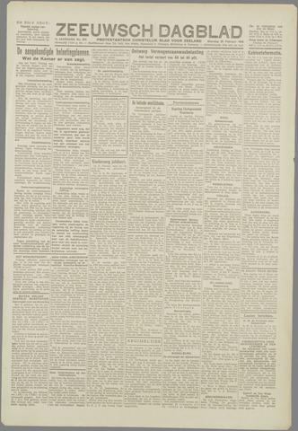 Zeeuwsch Dagblad 1946-02-25