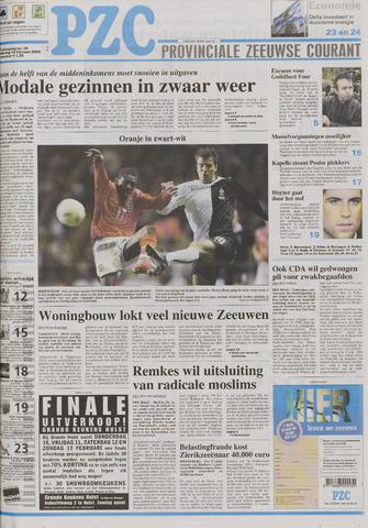 Provinciale Zeeuwse Courant 2005-02-10