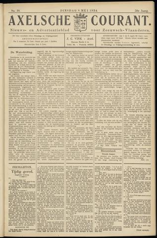 Axelsche Courant 1934-05-08