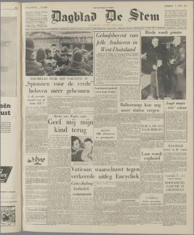 de Stem 1963-04-17