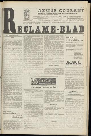 Axelsche Courant 1956-07-04