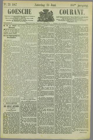 Goessche Courant 1917-06-23