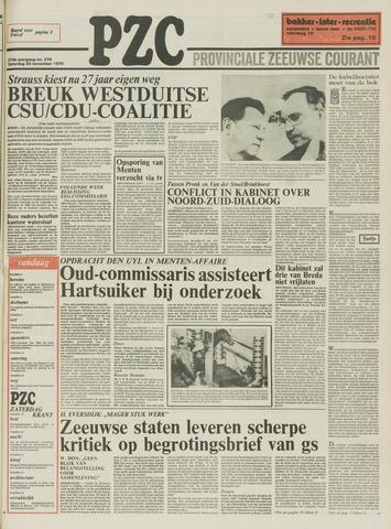Provinciale Zeeuwse Courant 1976-11-20