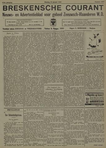 Breskensche Courant 1938-01-25