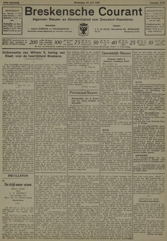 Breskensche Courant 1932-07-20