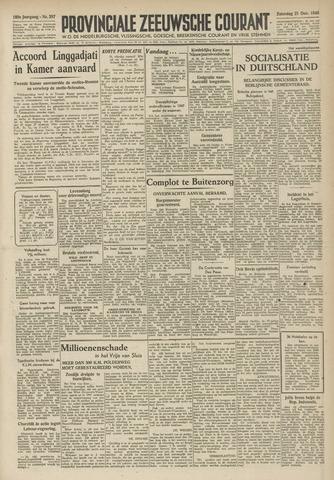 Provinciale Zeeuwse Courant 1946-12-21