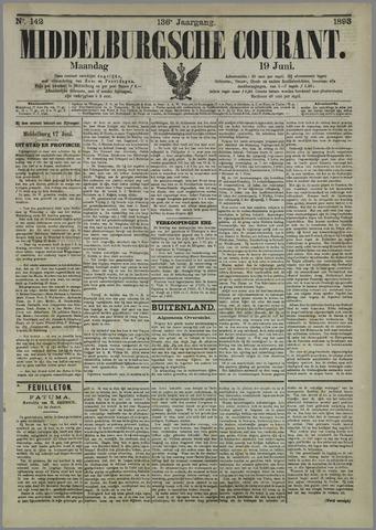 Middelburgsche Courant 1893-06-19