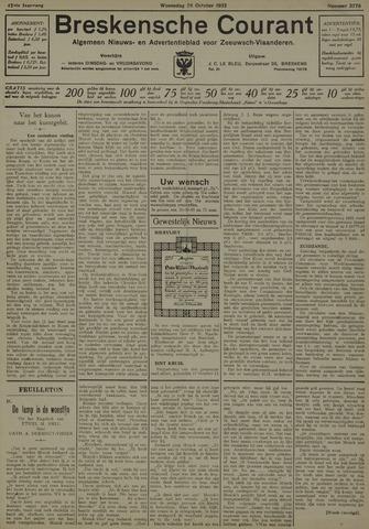 Breskensche Courant 1932-10-26